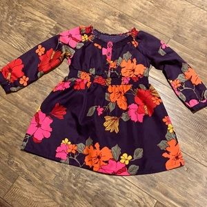 Old Navy Fall floral top/dress